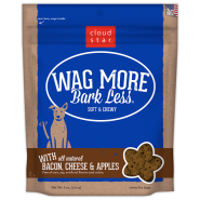 WMBL Soft&Chewy Treat Bacon Cheese&Apples 6 oz