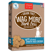 WMBL Oven Baked GF Treat Aged Cheddar 14 oz